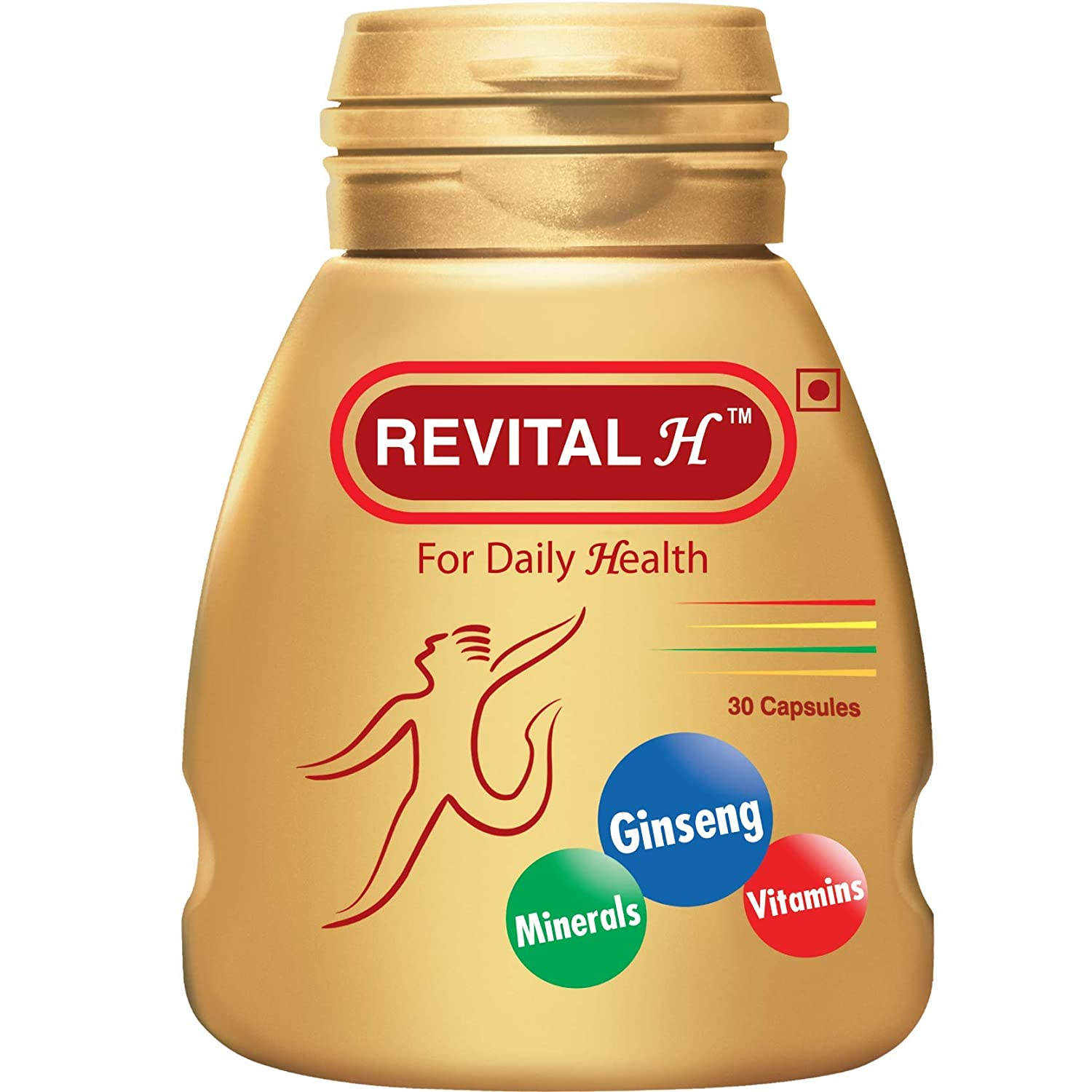 Buy Revital H For Daily Health Capsules - 30 Capsules Online at Low Prices  in India - Amazon.in