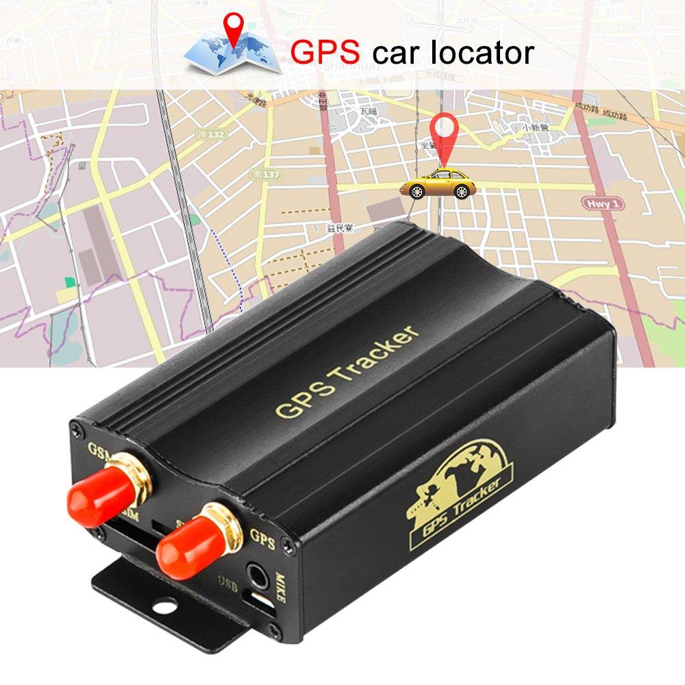 KKmoon Seguimiento de Vehiculos,GPS SMS GPRS Tracker Coche,Localizador en Tiempo,Localizador Gps Coche Tracker,Rastreador Localizador Gps | Trayectoria ...