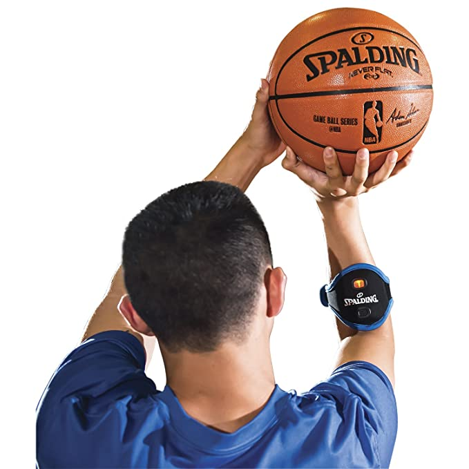 Amazon.com: Spalding Smart Shot, talla única), color negro ...