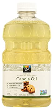 Canola Oil by 365 Everyday Value