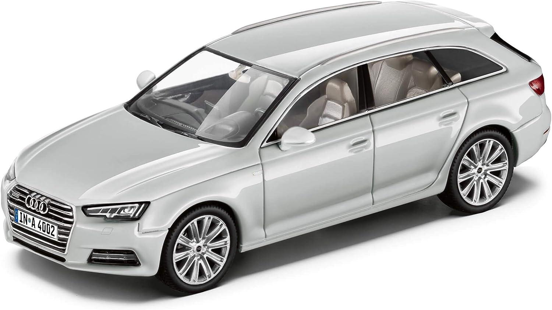 Audi A4 allroad Quattro 1:43 Blanco Glaciar