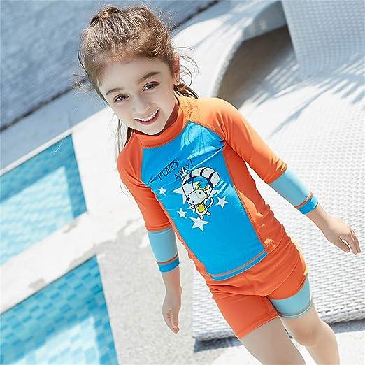 BABIFIS Verano para niños Traje de baño Traje de baño Protector ...