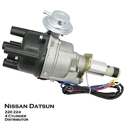 amazon com ignition distributor fit nissan navara d21 vanette c22 rh amazon com Nissan Ka Engine 350Z Engine Diagram