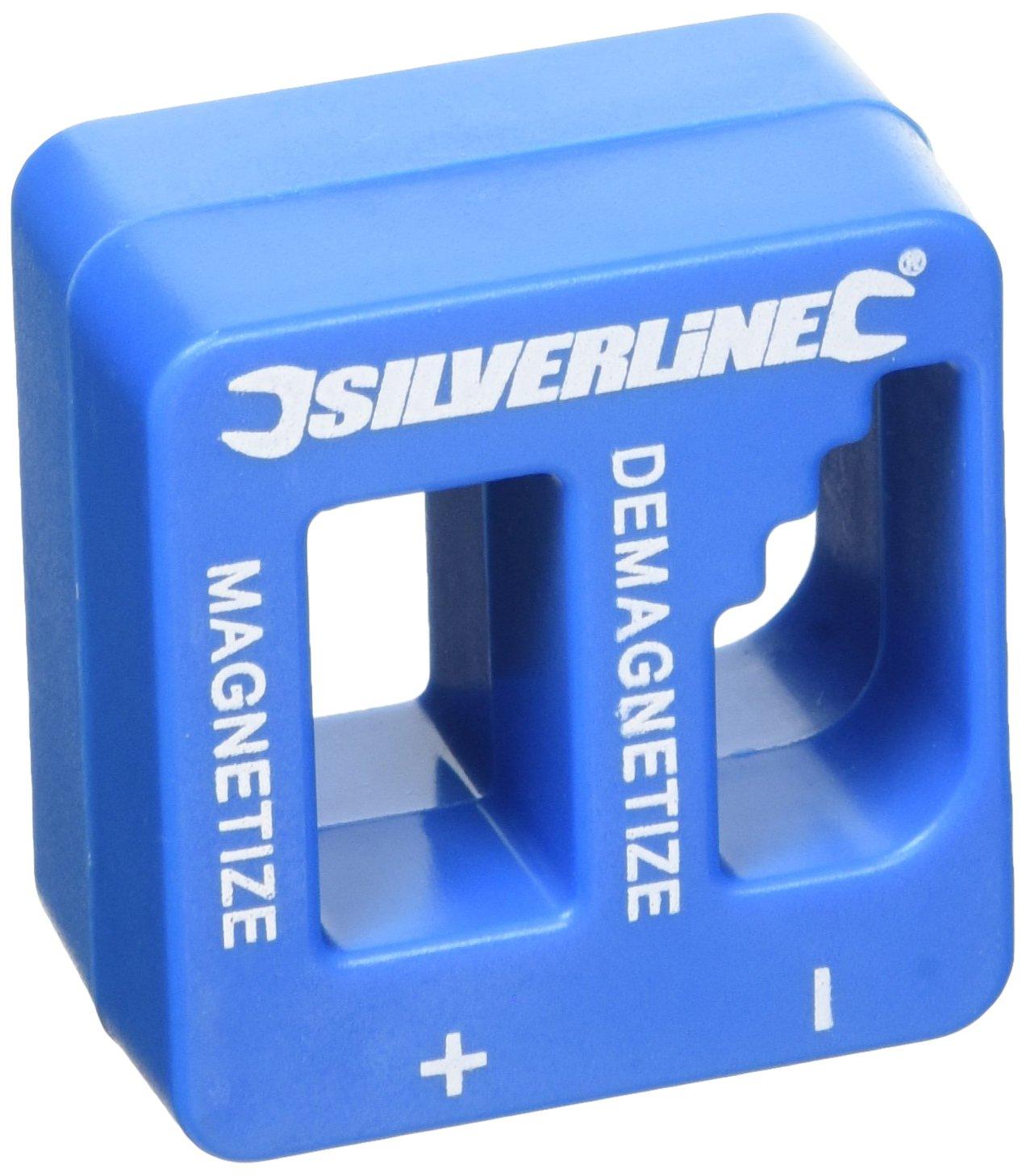 Silverline 245116 Conector para Destornilladores, 50x50x30mm: Amazon.es: Bricolaje y herramientas