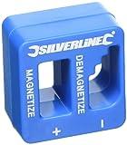 Silverline 245116 Magnetisierer/ Entmagnetisierer 50 x 50 x 30 mm