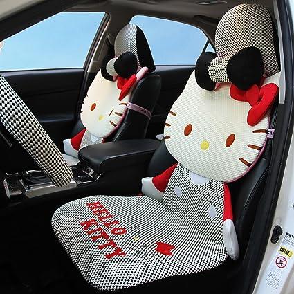 Amazon.es: Hello Kitty Mujer Lovely Automotive Juego ...