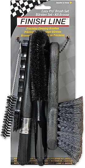 Finish Line Easy-Pro 5 Piece Brush Set Precision Cleaning Kit   Amazon
