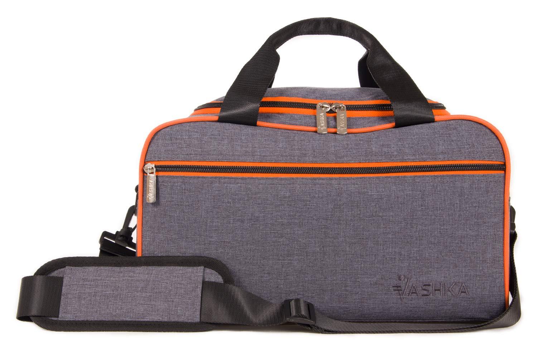 Vashka On Board-conforme secondo bagaglio a mano per Ryanair 20x35x20cm, blu (Blu)
