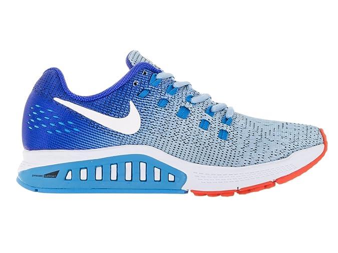 Nike Damen 806584-401 Traillaufschuhe, Blau (401), 38.5 EU