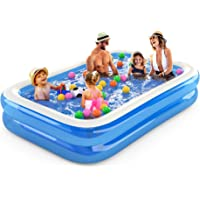 Jasonwell Alberca Inflable Piscina Inflable Alberca Familiar Albercas Inflables Alberca Grande Piscina Alberca Inflable…