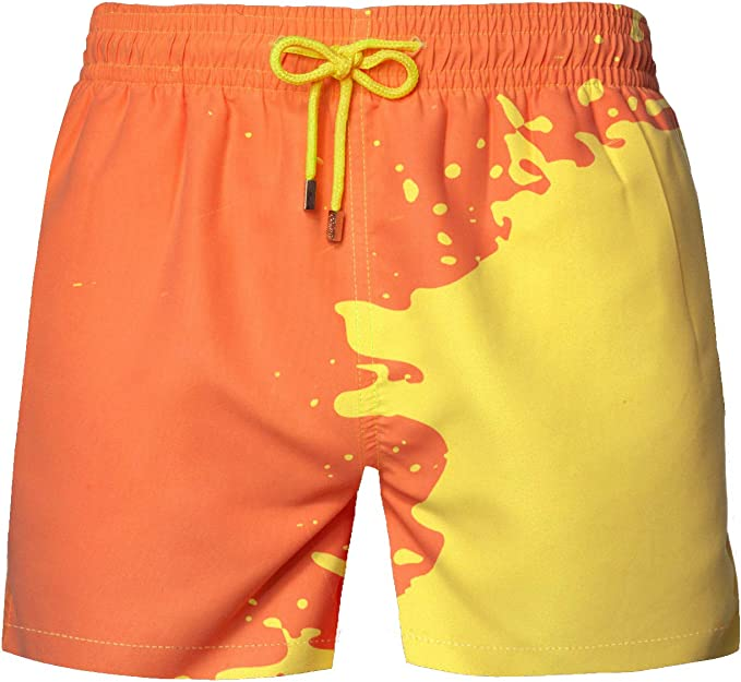 American Australian Flag Mens Classic Fit Boardshorts Printing Bathing Suit Best for Rungning