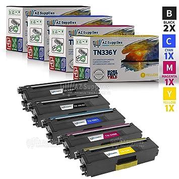 Amazon.com: AZ Suministros© Cartuchos de tóner de repuesto ...