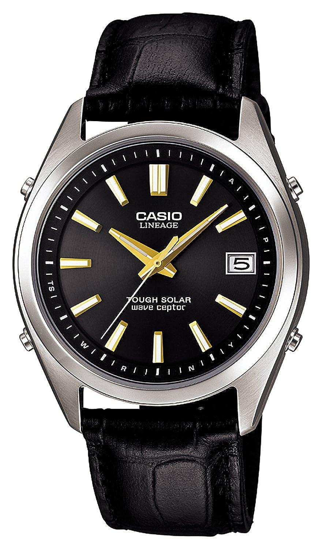 [カシオ]CASIO 腕時計 リニエージ 電波ソーラー LIW-130TLJ-1AJF メンズ B00B2IT4J2