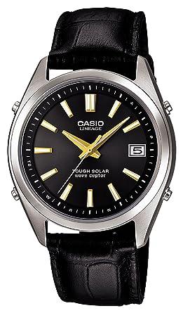 bbda80727c Amazon | [カシオ]CASIO 腕時計 リニエージ 電波ソーラー LIW-130TLJ ...