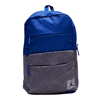 Nike Jordan Pivot Colorblocked Classic School Backpack (Hyper Royal): Computers & Accessories