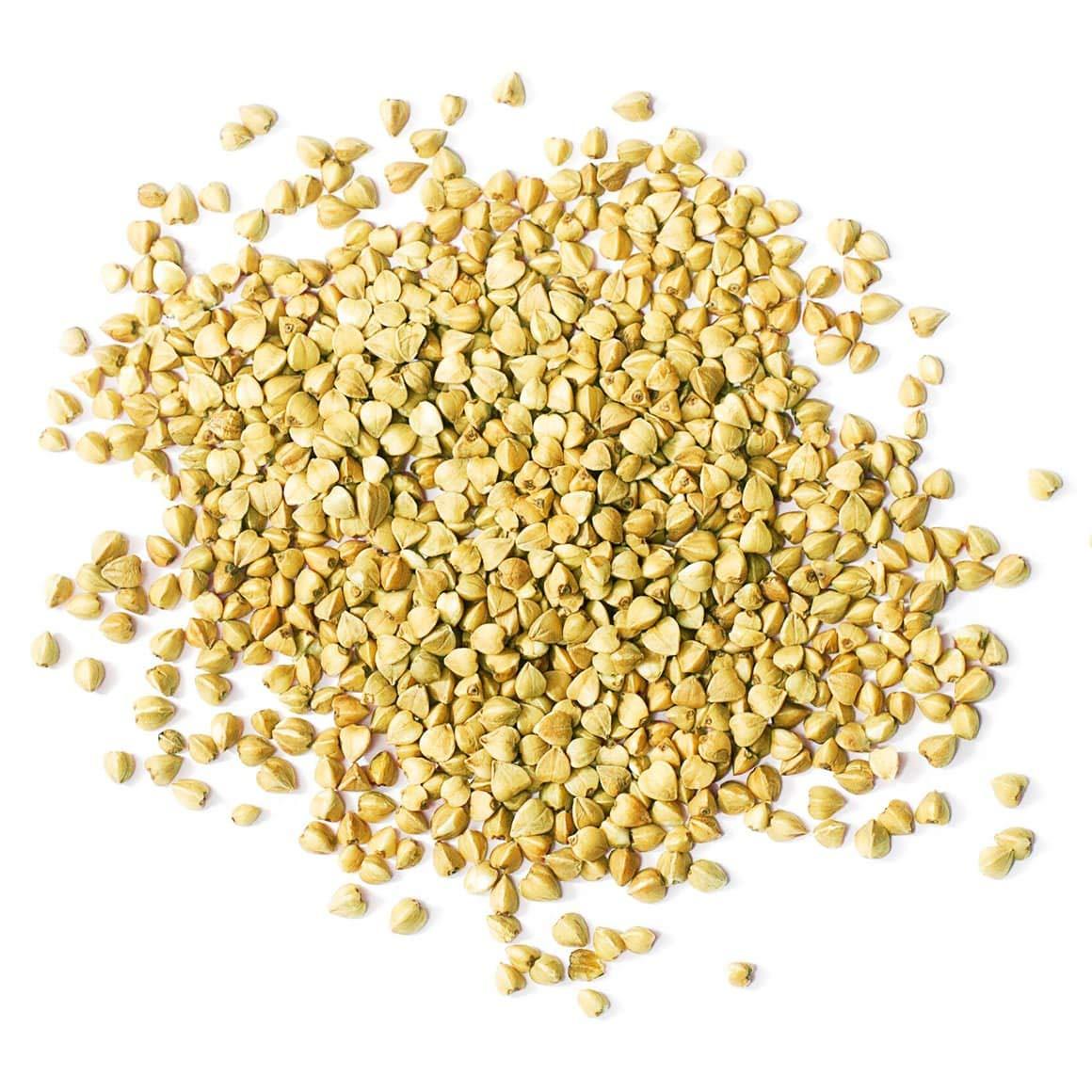 Granos de Trigo sarraceno orgánico, 15 Libras - sin cáscara, sin ...
