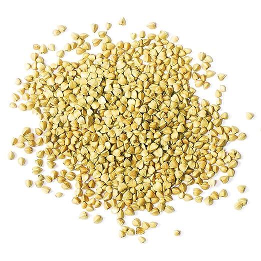 Granos de Trigo sarraceno orgánico, 8 Onzas - sin cáscara, sin OGM ...