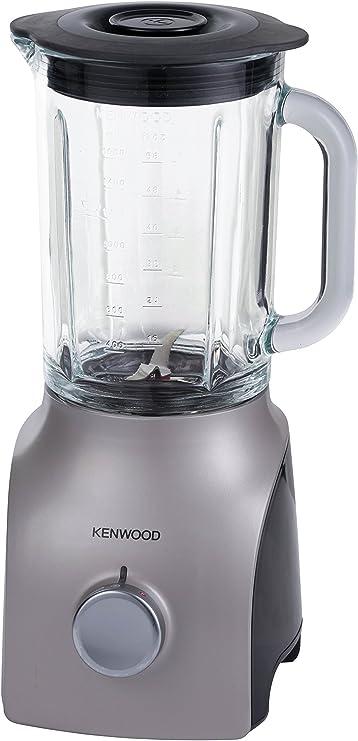 Kenwood BLM600SI - Licuadora multifunción, 200 W, 2 l, color gris ...