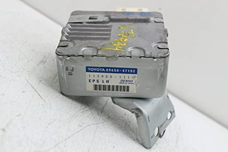 Toyota 89650-47102 Power Steering Control Module: Amazon in