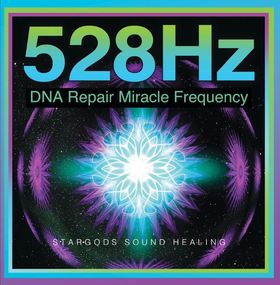 stargods Sound Healing - 528Hz DNA Repair Miracle Frequency