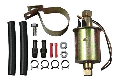 Amazon Com Airtex E8887 Universal Electric Fuel Pump Automotive