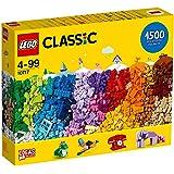 LEGO Classic Bricks Set - 10717 | 1500 Pieces | for Ages 4-99 | Plastic | 3 Levels of Building Complexity | Handy Brick Separ