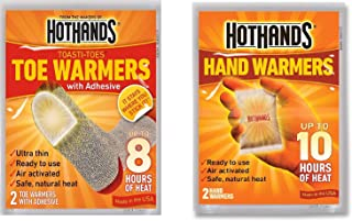 product image for HotHands Hand & Toe Warmers Value Pack, Hot Multi-Purpose Heat Packs
