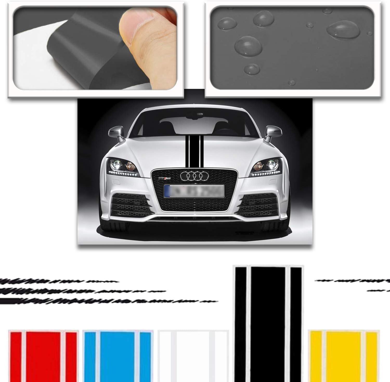 Kit de r/éparation de fen/être de voiture en vinyle transparent avec aiguille et fil r/ésistant aux UV et au gel