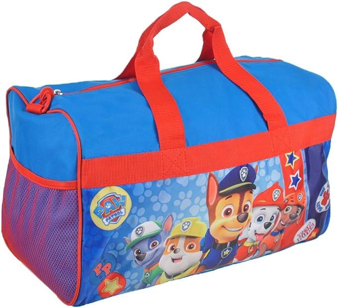 "27cm X 10.5/"" Paw Patrol Small 13/"" 33cm Swimwear Gym Bag with Drawstring"