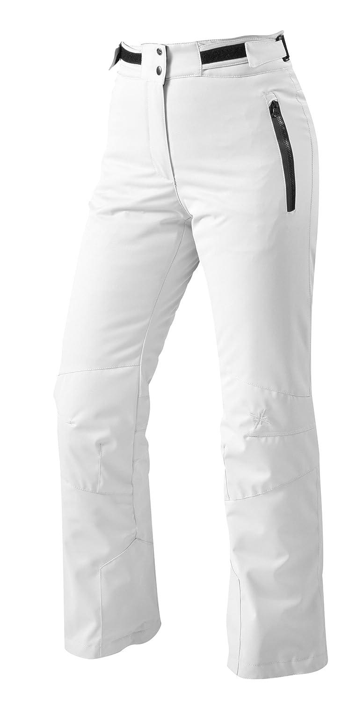 blanc FR   L  Degré 7 Enfant FFaible Pant Pantalon de Ski Fille