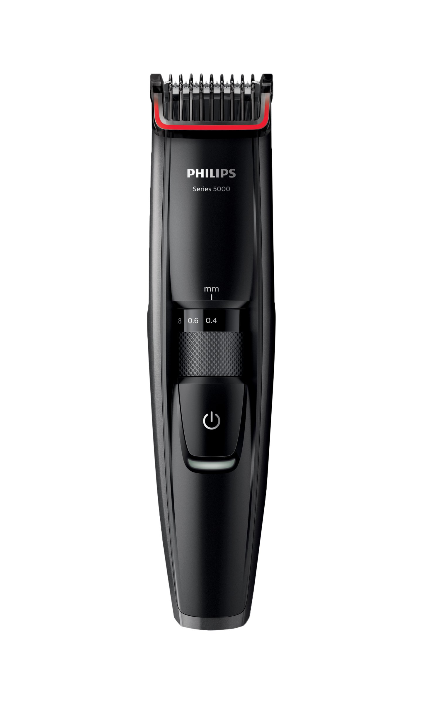 Philips Series 5000 Beard and Stubble Trimmer with Full Metal Blades - BT5200/13 product image