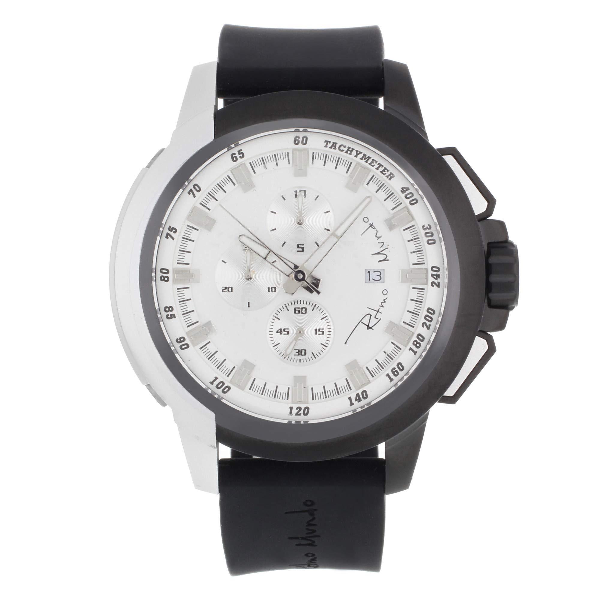 Ritmo Mundo Quantum II Quartz Male Watch 1101 (Certified Pre-Owned)