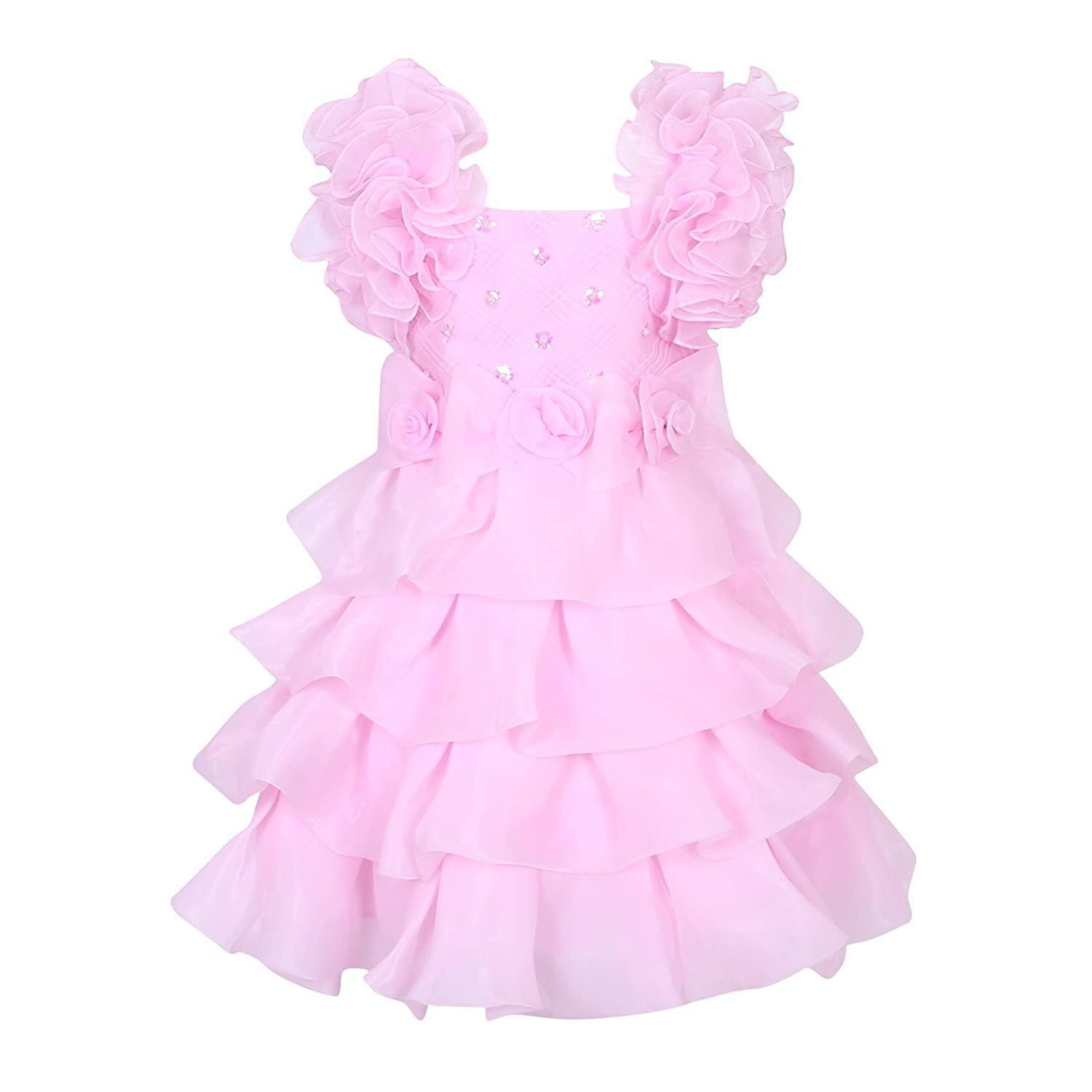 Richie House Girls' Princess Sweet Party Dress Size 3-12Y RH2440