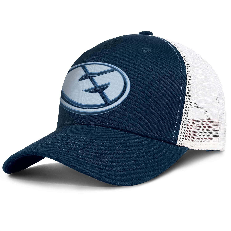 Men Low Profile Cowboy Hats Curved Sports Gym Baseball Cap Snapback Hat