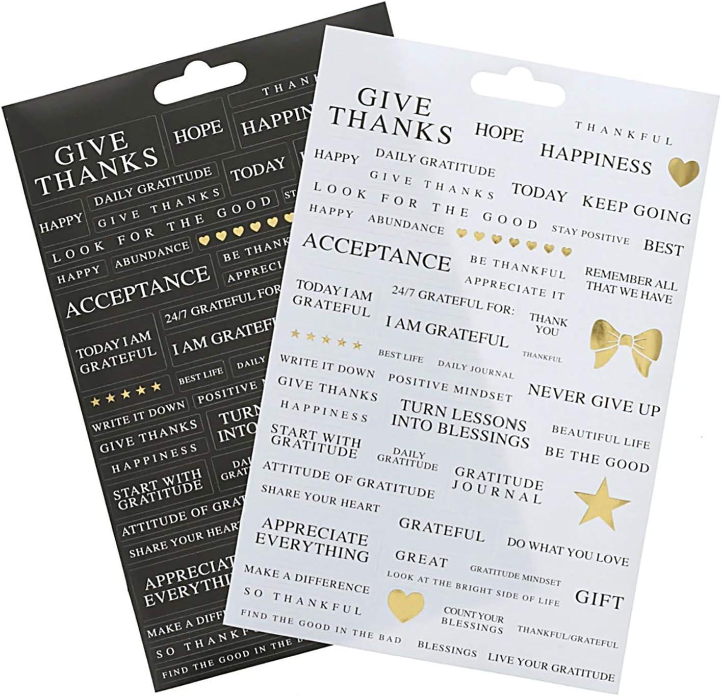 Teresa Collins 5 Sheets Sassy Sticker Set