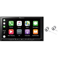 Pioneer MVH-2400NEX Receptor de vídeo Multimedia Digital con CarPlay, Modelo Nuevo