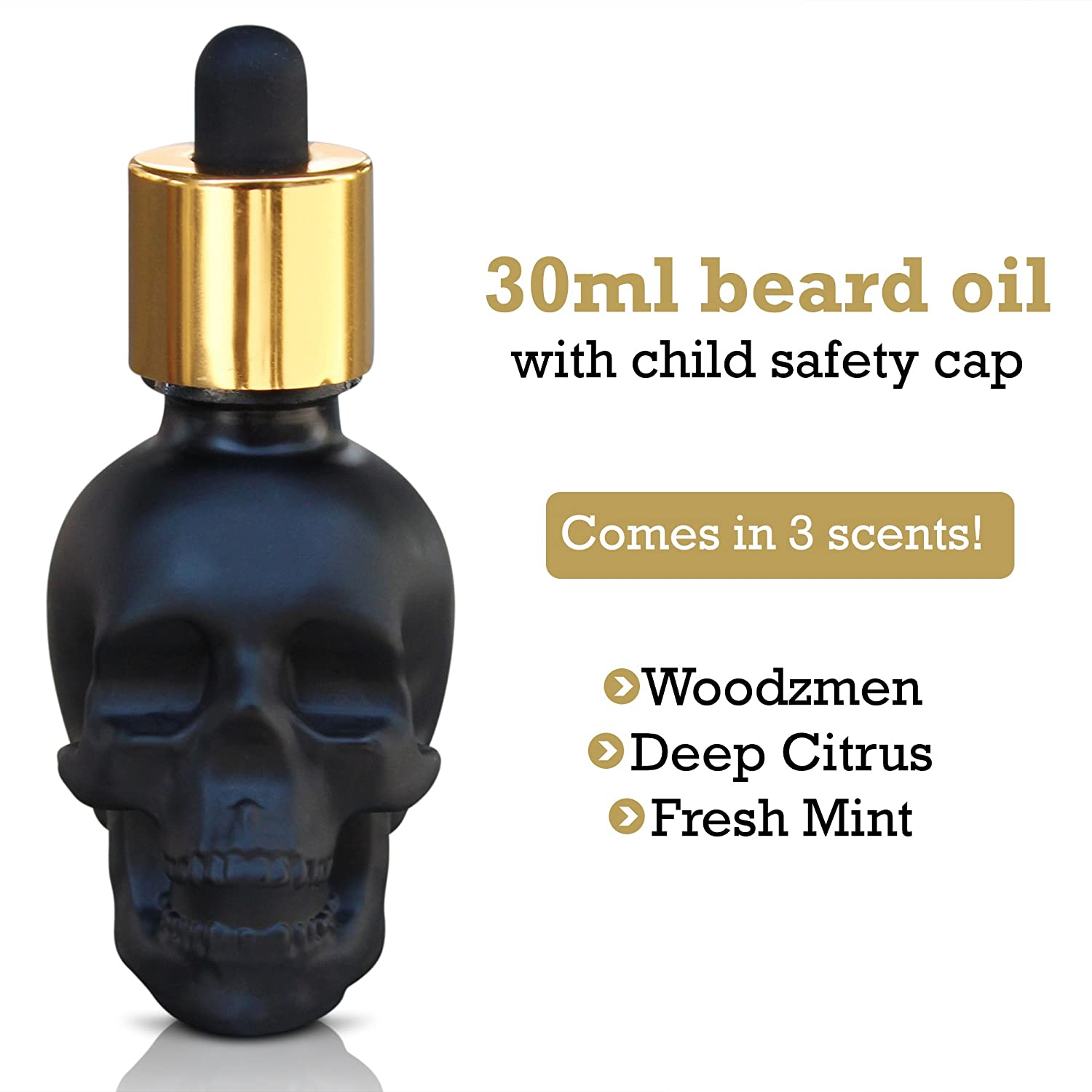 Beard Oil and Conditioner by The Gentlemenz Club (Woodzmen)