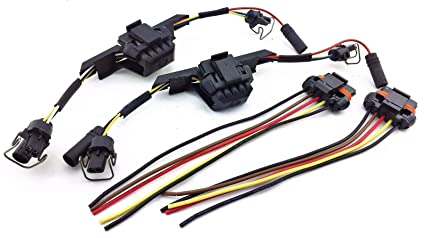 amazon com 1994 97 ford powerstroke diesel glow plugs injector rh amazon com