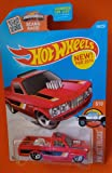 Hot Wheels 2016 HW Hot Trucks Custom '72 Chevy Luv 148/250, Red