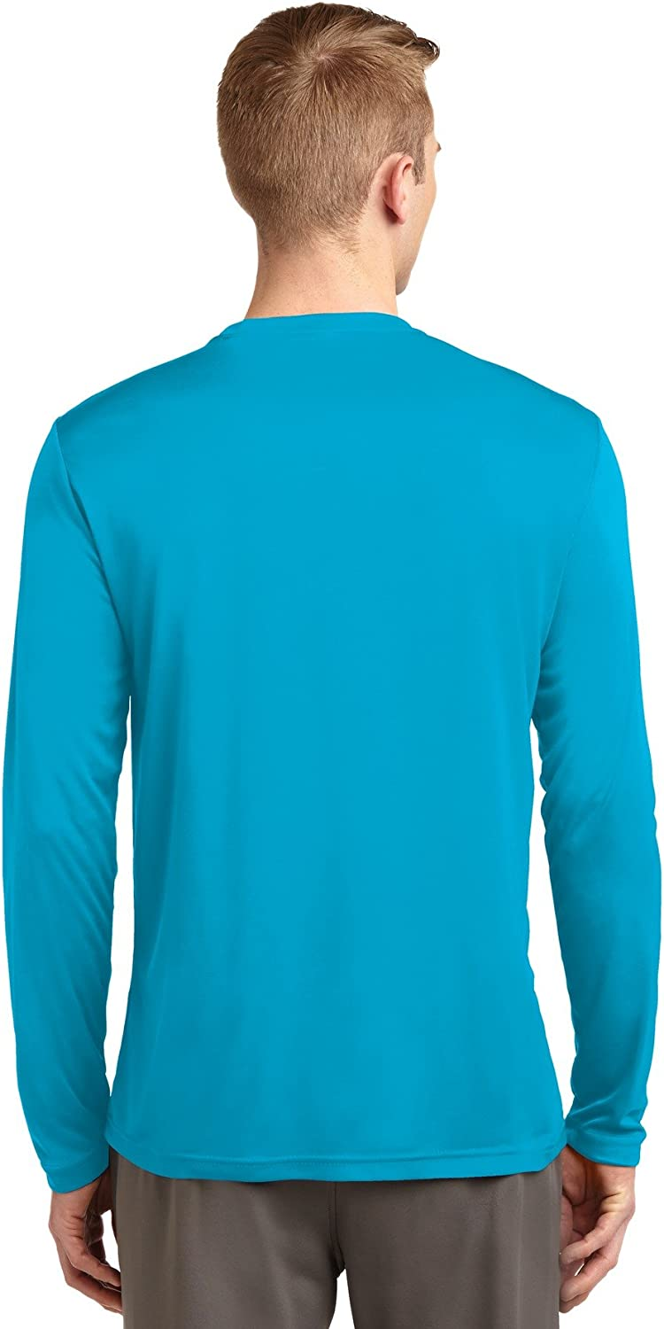 Sport-Tek Mens Tall Long Sleeve PosiCharge Competitor Tee
