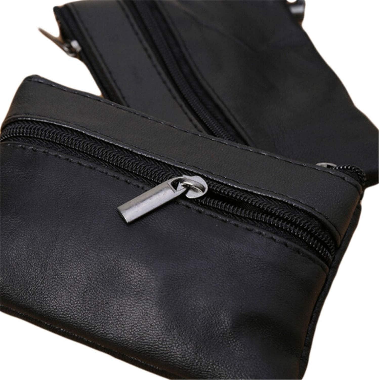 Women Girl Small Purse Zip Wallet Mini Coin Bag Case Key Card Holder Pouch J