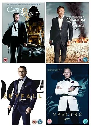Quantum Of Solace Dvd