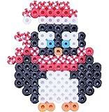 Perler Beads Fused Bead Kit, Santa Penguin