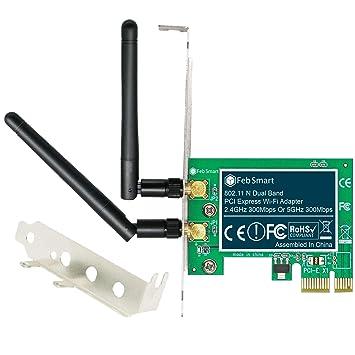 Netis WF2117 PCIe Network Adapter Drivers Windows