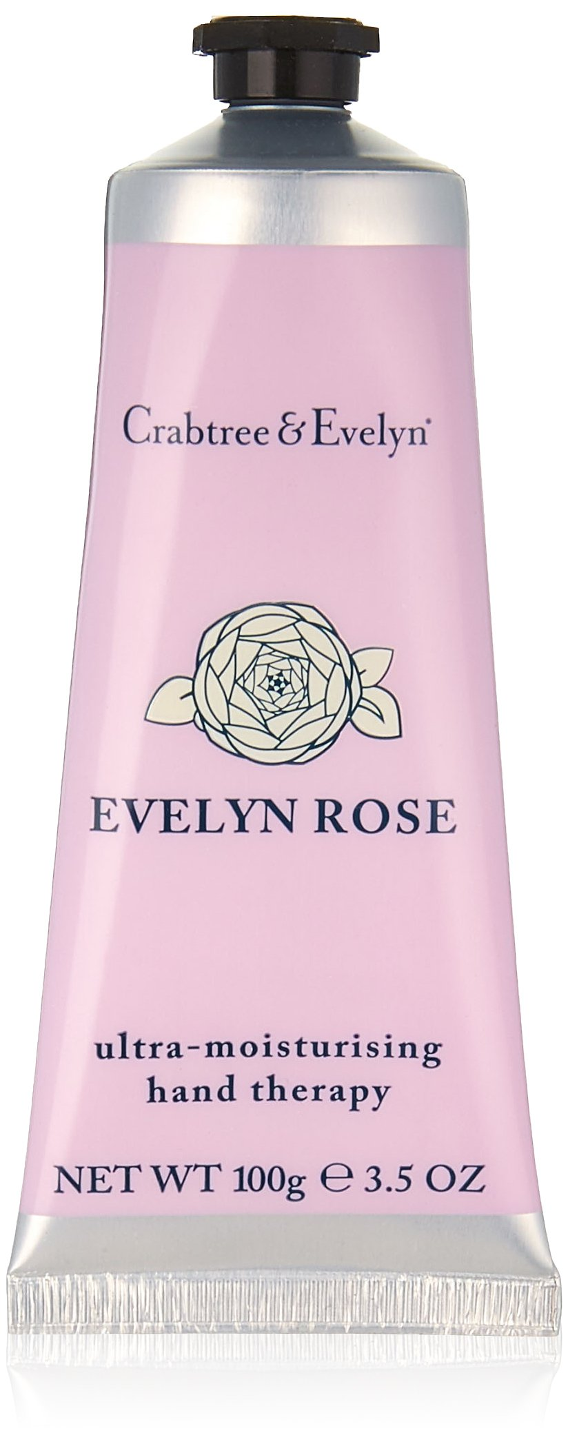 Crabtree & Evelyn Evelyn Rose Ultra-Moisturising Hand Therapy - 100g