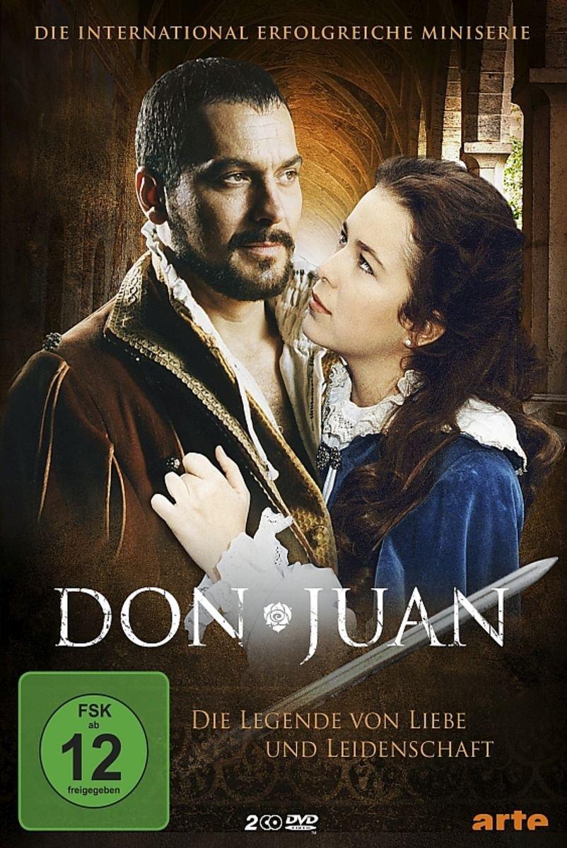 Don Juan [Alemania] [DVD]