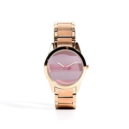 Parfois - Reloj - rose gold-coloured