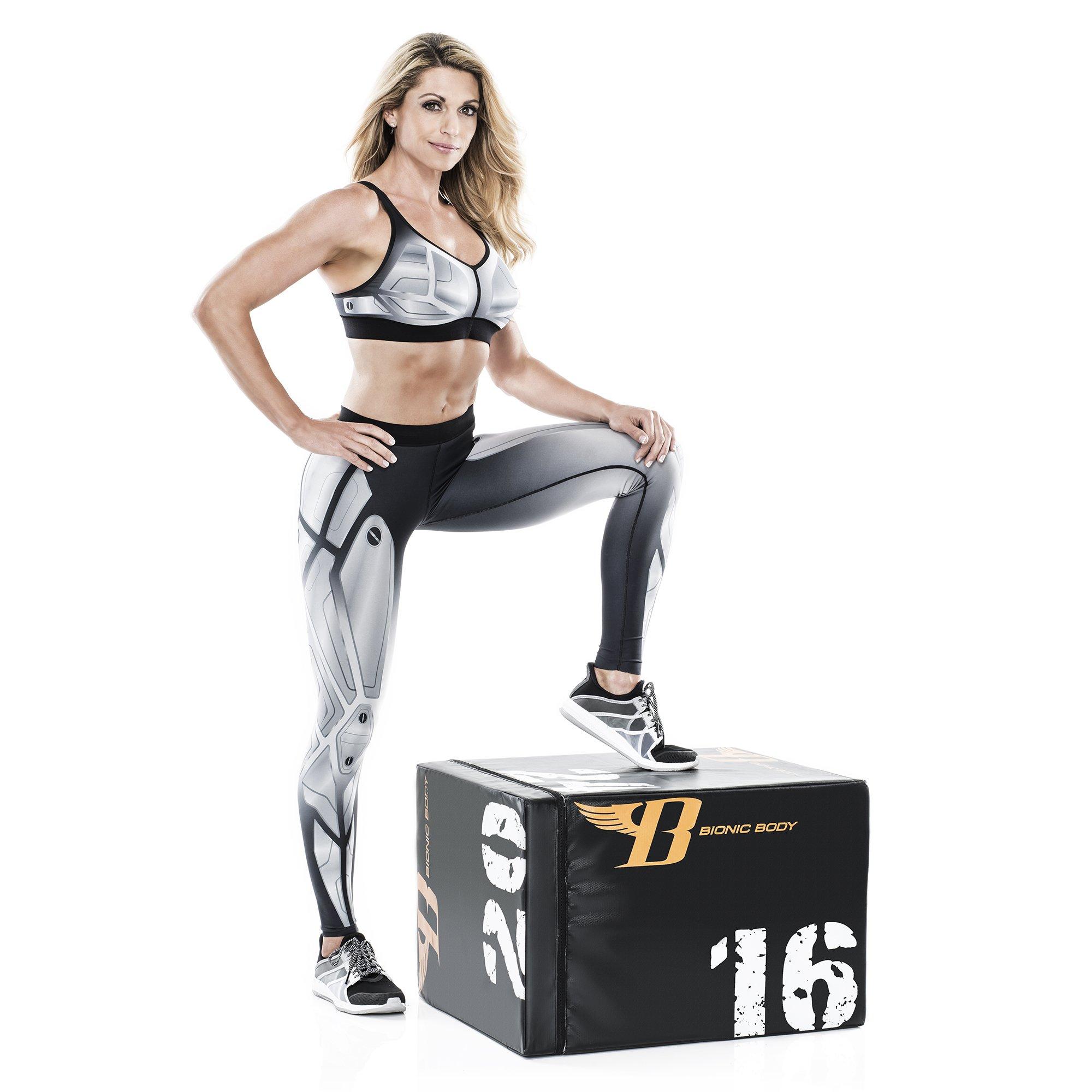 Bionic Body Plyo Exercise Box Plyometric Box with Soft Cover BBPB-1106 by Bionic Body (Image #5)