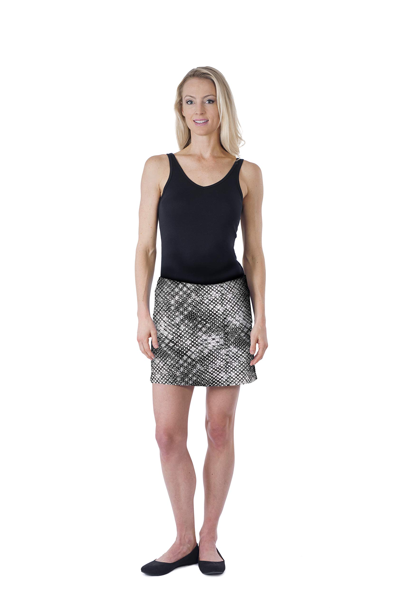 Colorado Clothing Women's Everyday Skort (Nebula, X-Small) by Colorado Clothing