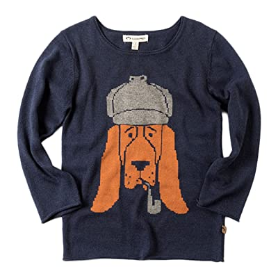 Appaman Big Boys' Bromley Bloodhound Sweater